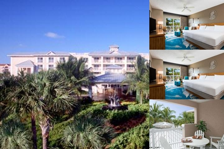 Doubletree by Hilton Key West photo collage