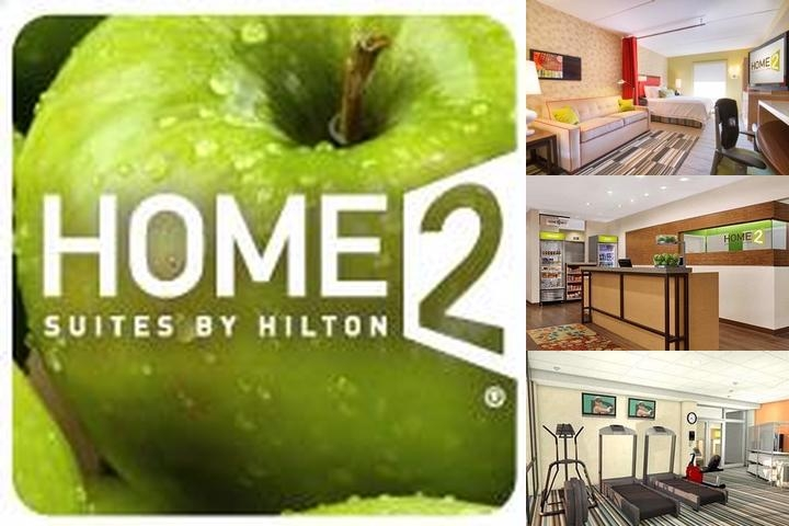 Home2 Suites by Hilton Denver West Lakewood Co photo collage