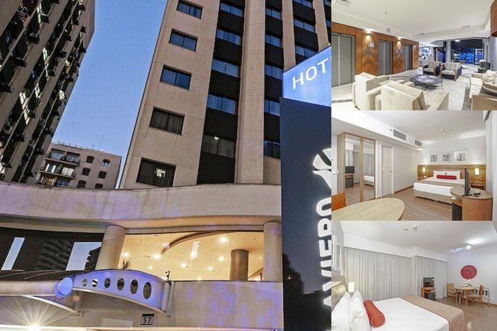 Quality Hotel Moema photo collage