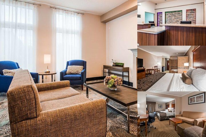 Best Western Plus Liverpool Syracuse Inn & Suites photo collage