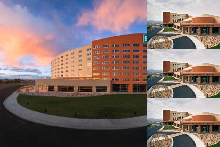 Embassy Suites Loveland photo collage