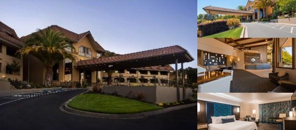 Best Western Plus Novato Oaks Inn photo collage