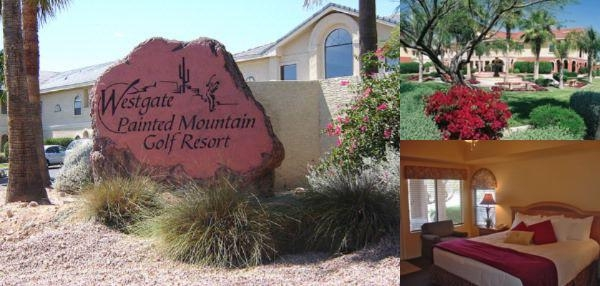 Westgate Painted Mountain Resort photo collage