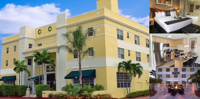 Westgate South Beach Resort Photo Collage