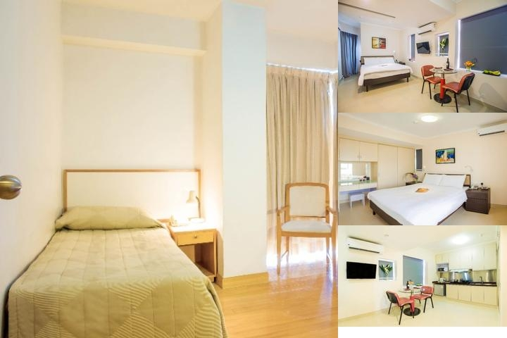Bonham Residence Hong Kong photo collage