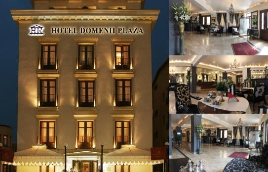 Domenii Plaza by Residence Hotels photo collage
