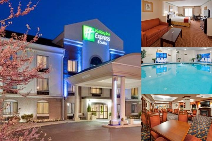 Holiday Inn Express / The Eastonian photo collage