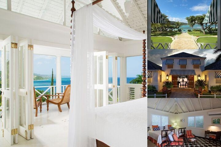 Round Hill Hotel & Villas photo collage