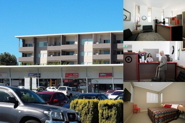 Laguna Serviced Apartments photo collage