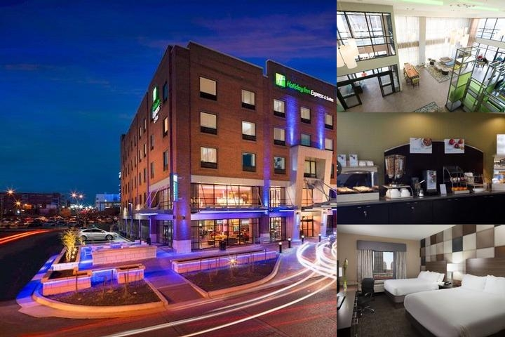 Holiday Inn Express & Suites Okc Downtown Brickt photo collage