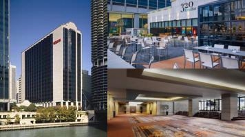 The Westin Chicago River North photo collage
