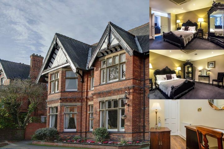 Marmadukes Town House Hotel photo collage