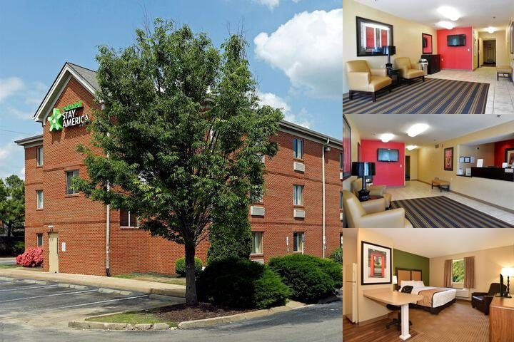 Extended Stay America Memphis Cordova photo collage
