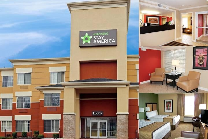 Extended Stay America Memphis Airport photo collage