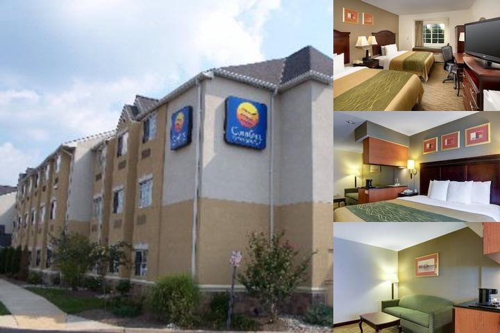 Comfort Inn & Suites Dulles Gateway photo collage