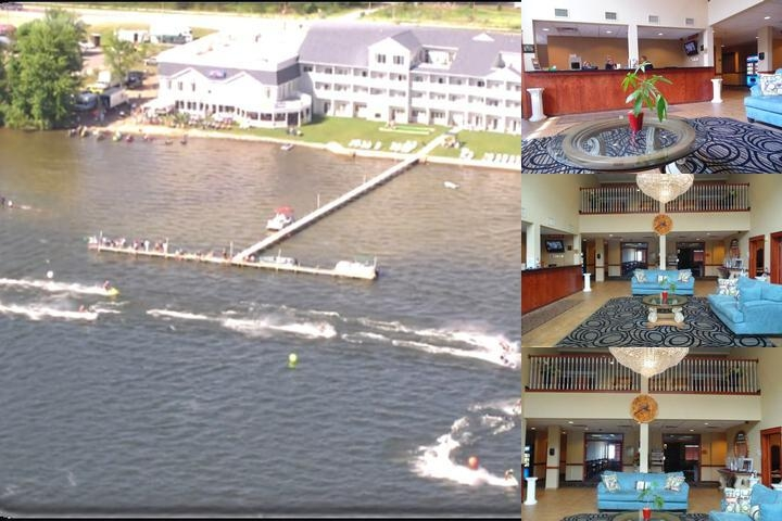 Comfort Suites Lakeside Resort photo collage