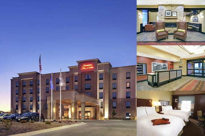 Hampton Inn & Suites Milwaukee / Franklin photo collage