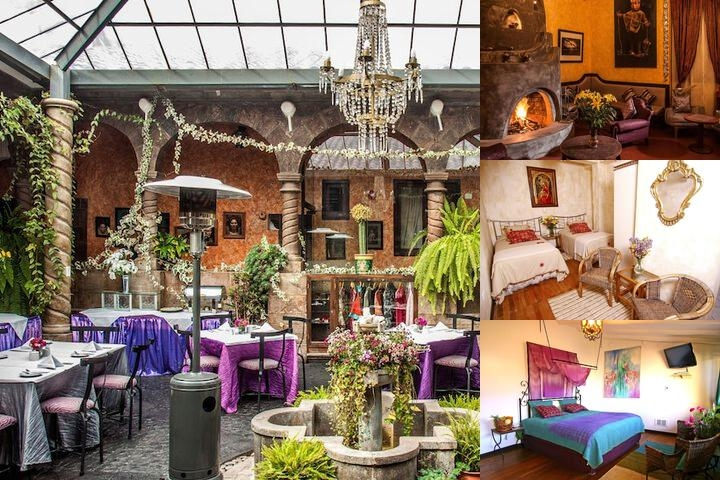 Andean Wings Boutique Hotel photo collage