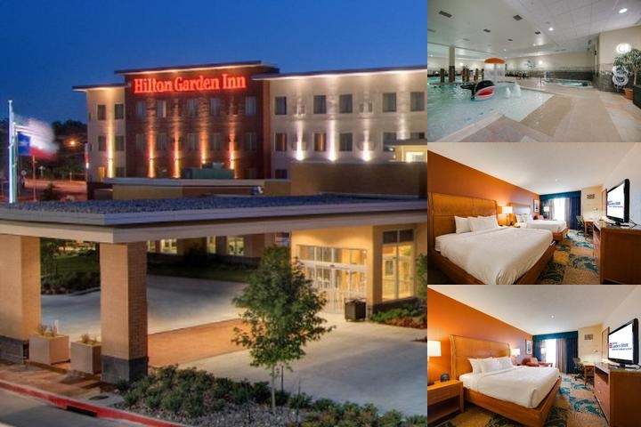 Hilton Garden Inn Fort Worth / Medical Center photo collage