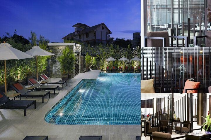 Courtyard by Marriott South Pattaya photo collage