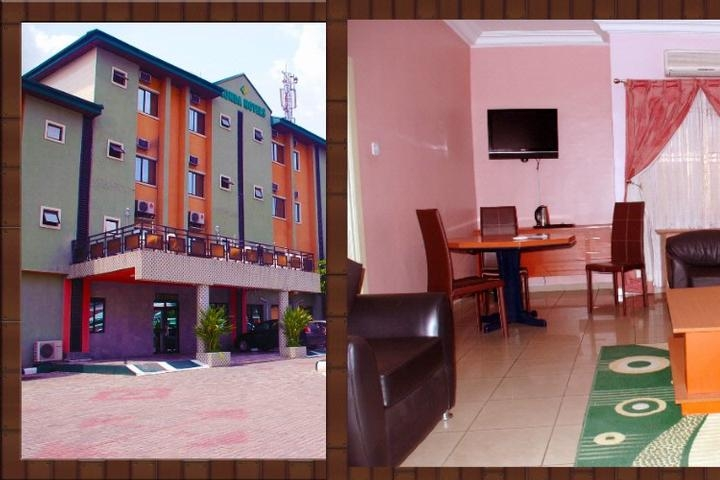 Londa Hotels photo collage