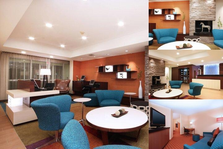 Fairfield Inn & Suites Las Colinas photo collage