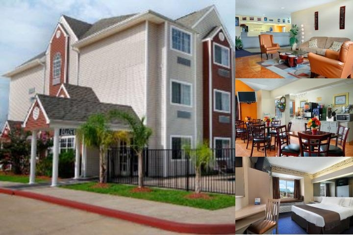 Microtel Inn & Suites by Wyndham Houston photo collage