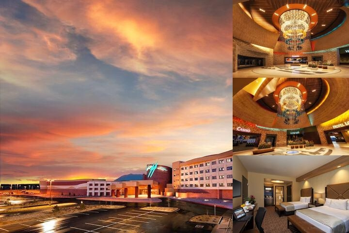 Twin Arrows Navajo Casino Resort photo collage
