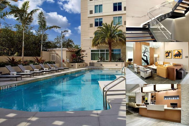 Hyatt Place Miami Airport East photo collage