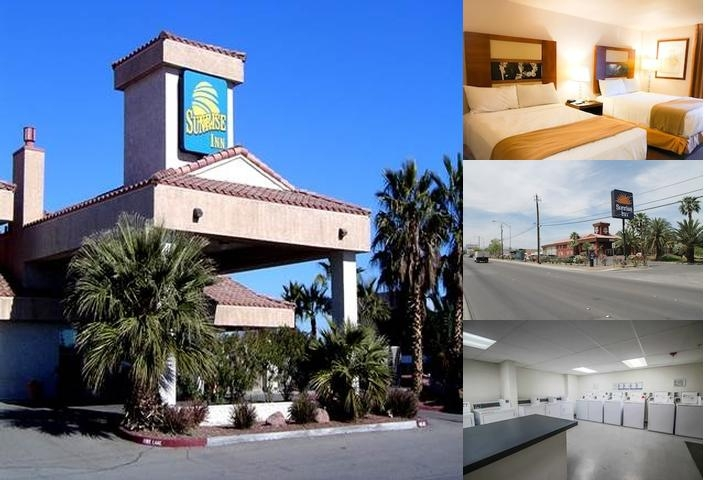 The Sunrise Inn & Suites photo collage