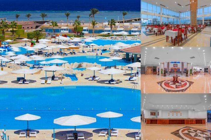 Harmony Makadi Bay Hotel & Resort photo collage