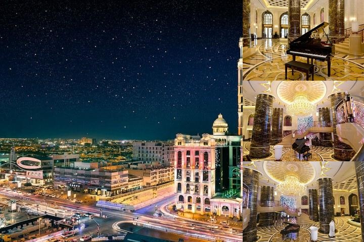 Narcissus Hotel & Residence Riyadh photo collage