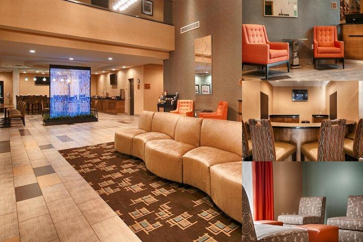 Best Western Plus Atrium Inn & Suites photo collage