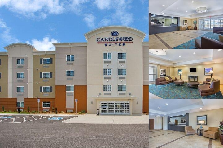 Candlewood Suites Fort Campbell Oak Grove photo collage