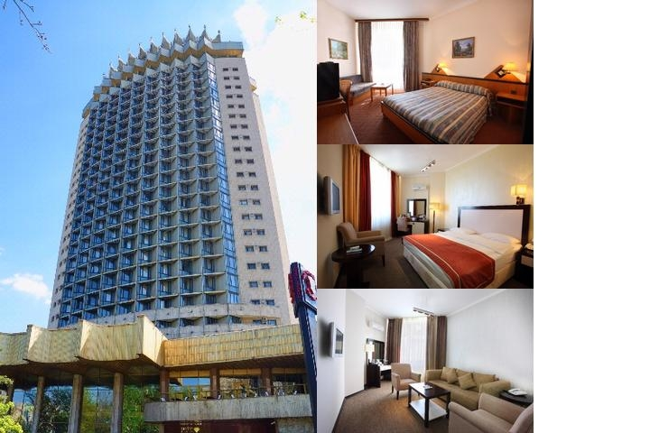 Kazakhstan Hotel photo collage