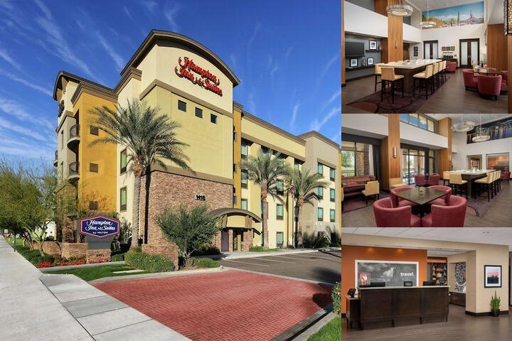 Hampton Inn & Suites Phoenix / Tempe Asu Area photo collage