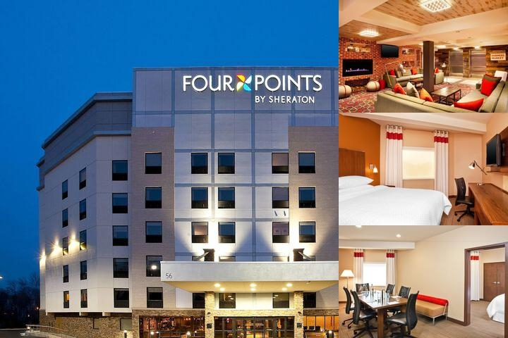 Four Points by Sheraton Newark photo collage