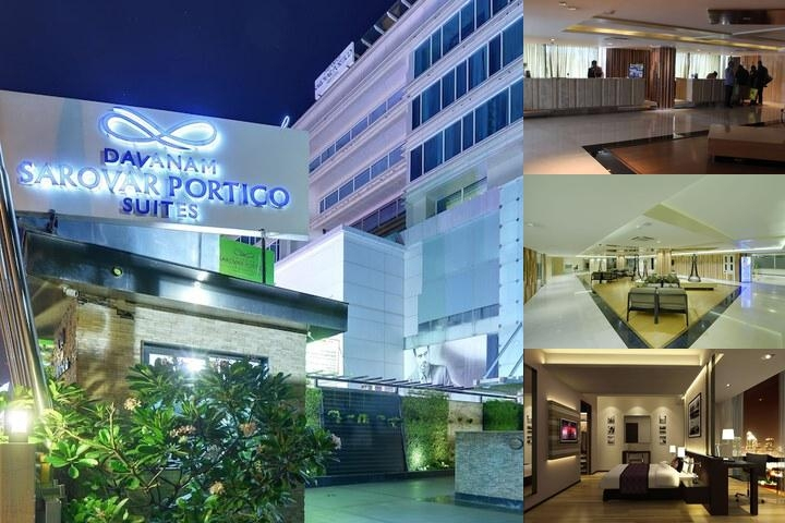Davanam Sarovar Portico Suites photo collage