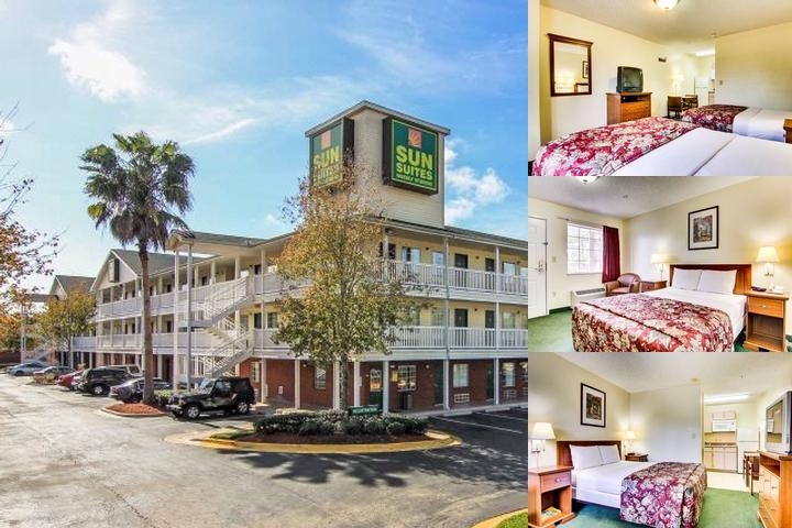 Sun Suites of Jacksonville photo collage