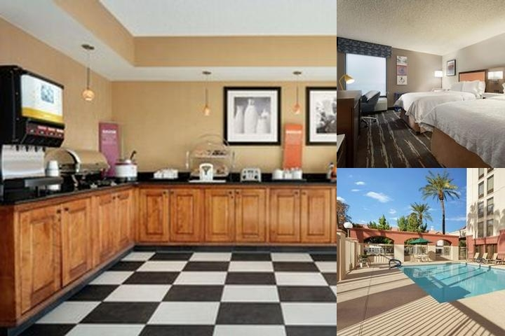 Hampton Inn Phoenix / Chandler photo collage