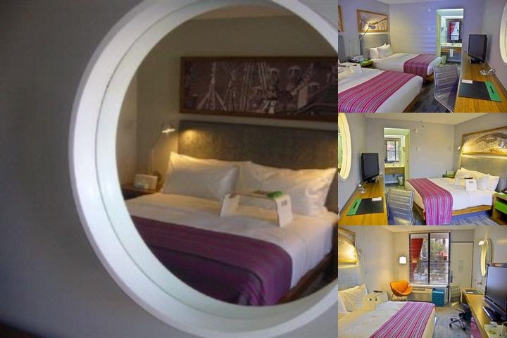 Avatar Hotel photo collage