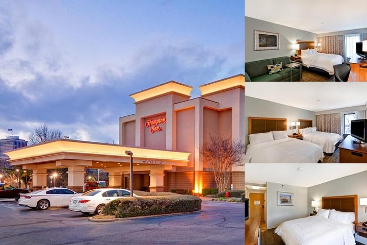 Hampton Inn Poplar photo collage