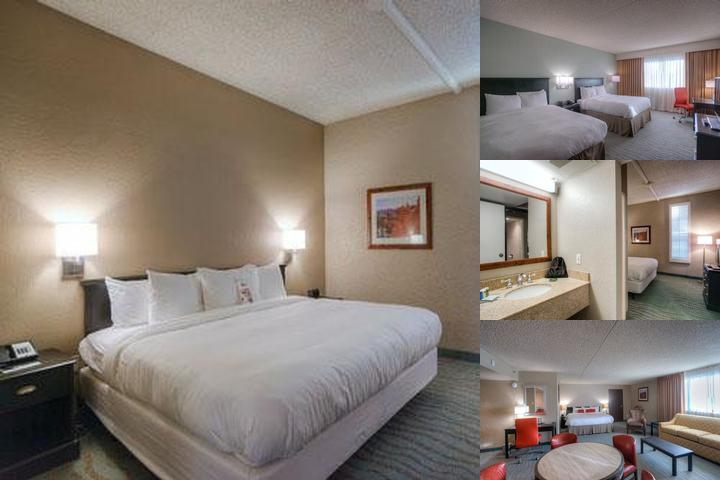 Radisson Hotel Phoenix North photo collage