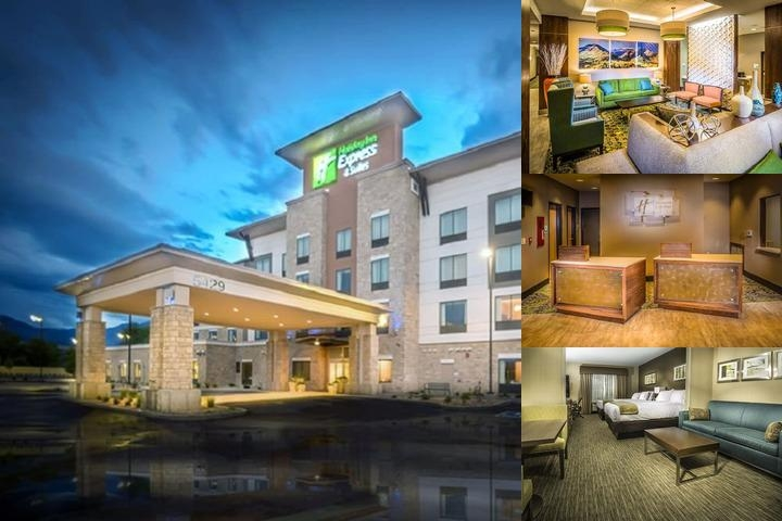Holiday Inn Express & Suites Salt Lake City Murray photo collage