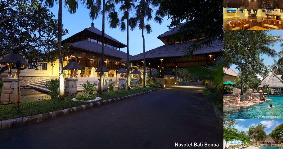 Novotel Bali Benoa photo collage