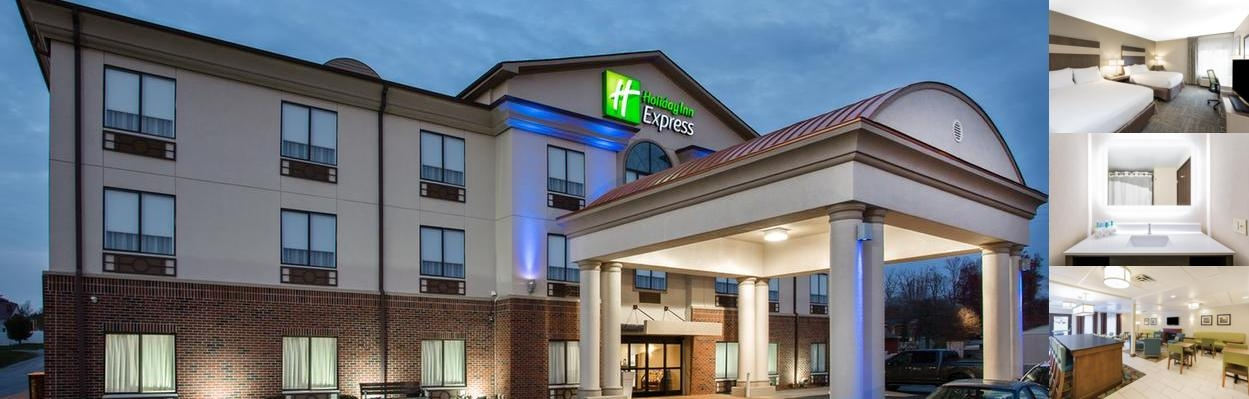 Holiday Inn Express / I 77 photo collage