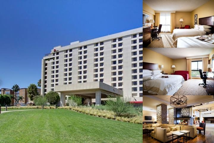 Marriott Riverside photo collage