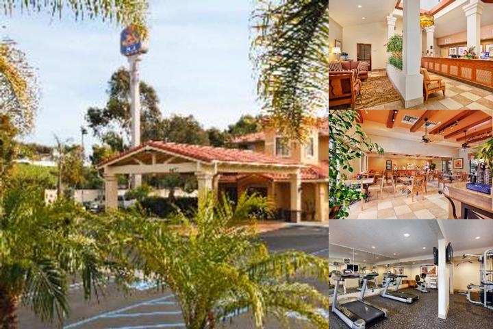 Best Western Chula Vista / Otay Valley Hotel photo collage