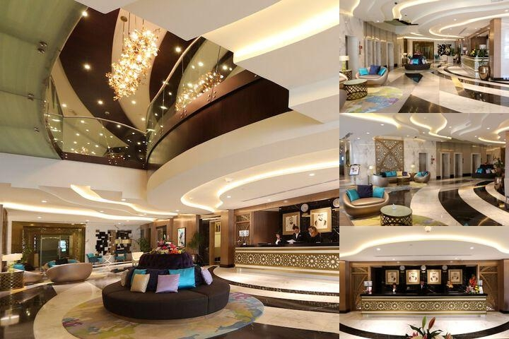 Samaya Hotel Deira photo collage