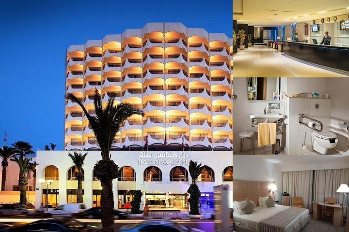 Golden Tulip Sfax photo collage